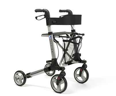 Quadi light - Vermeiren - Medicura - rollator - loophulpmiddel